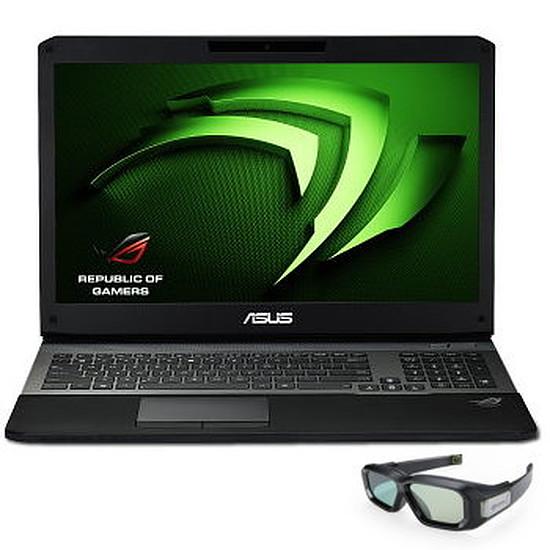PC portable Asus ROG G75VX-CV122H - GTX 670MX - Blu-ray - 3D