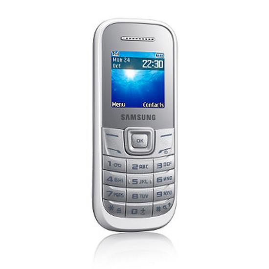 Smartphone et téléphone mobile Samsung E1202 (blanc)