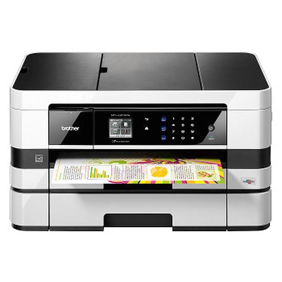 Imprimante multifonction Brother MFC-J4610DW - Imprimante Jet d'encre WiFi Couleur