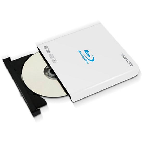 Lecteurs et graveurs Blu-ray, DVD et CD Samsung SE-506BB - Blanc