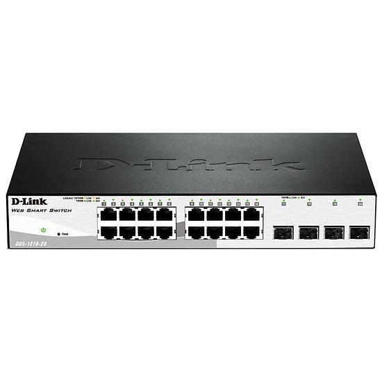 Switch et Commutateur D-Link DGS-1210-20