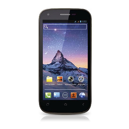 Smartphone et téléphone mobile Wiko Cink Peax (noir)