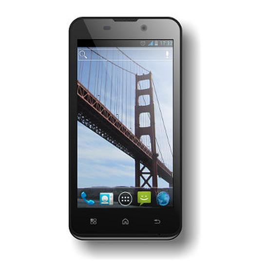 Smartphone et téléphone mobile UCALL Phoenix (noir)