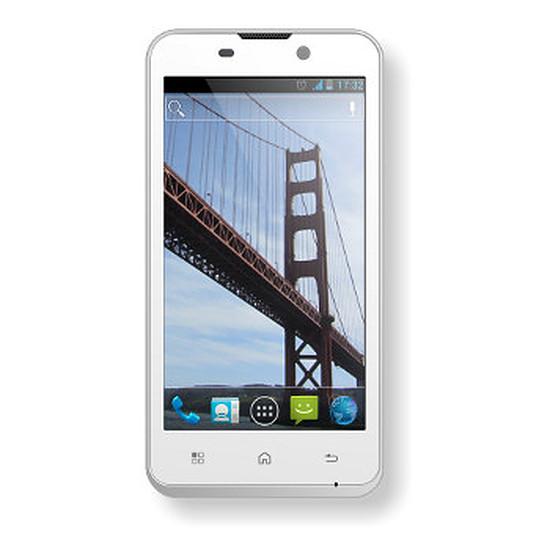 Smartphone et téléphone mobile UCALL Phoenix (blanc)