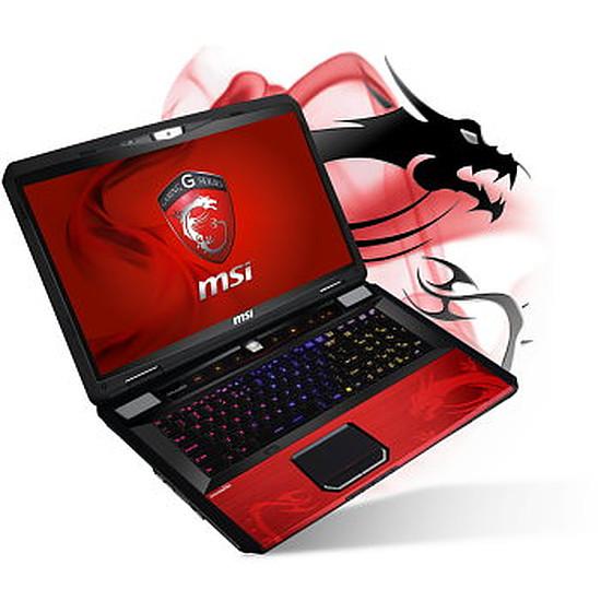 PC portable MSI GT70 0ND-1005FR - Dragon Edition