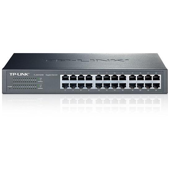 Switch et Commutateur TP-Link TL-SG1024D