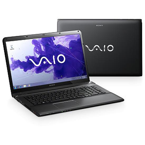 PC portable Sony Vaio SVE1713J9E/B