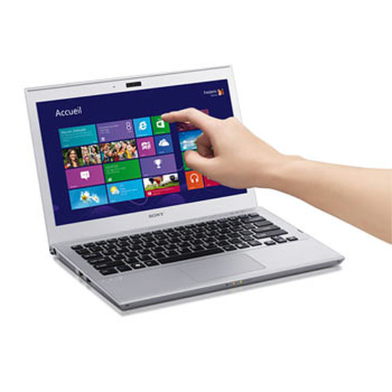 PC portable Sony Vaio SVT1313M1E/S