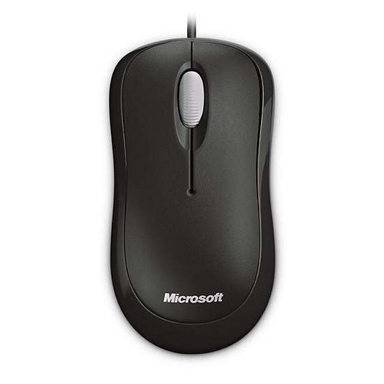 Souris PC Microsoft Basic Optical - Noir