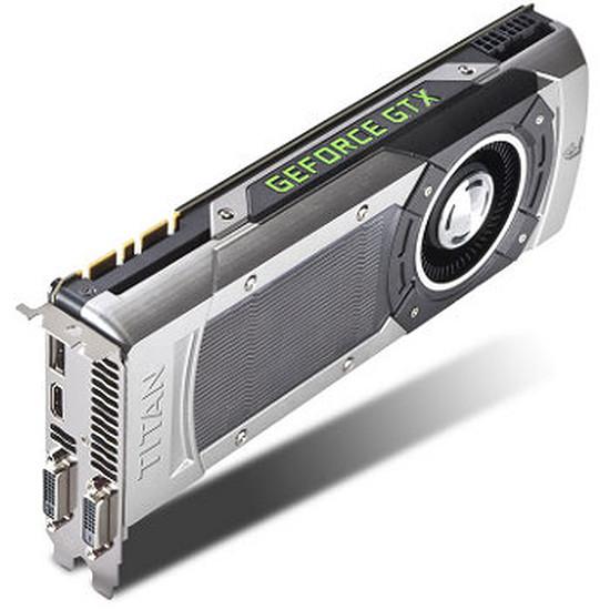 Carte graphique Asus GeForce GTX TITAN - 6 Go  (GTXTITAN-6GD5)