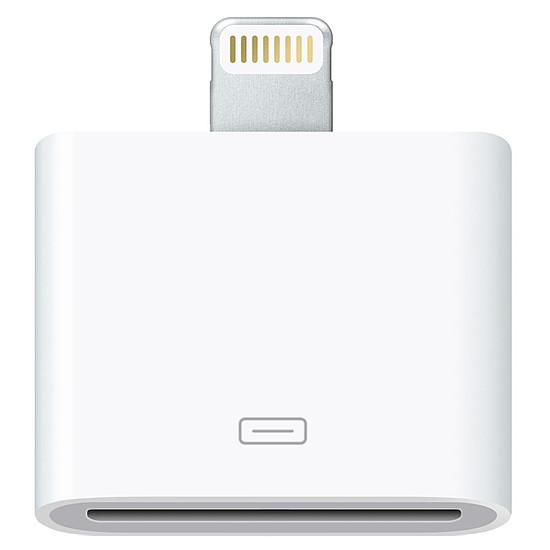 Adaptateurs et câbles Apple Adaptateur Lightning vers connecteur 30 broches