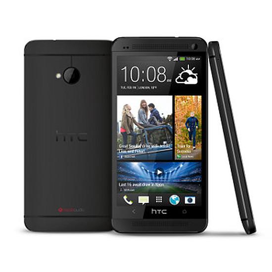 Smartphone et téléphone mobile HTC One (noir)