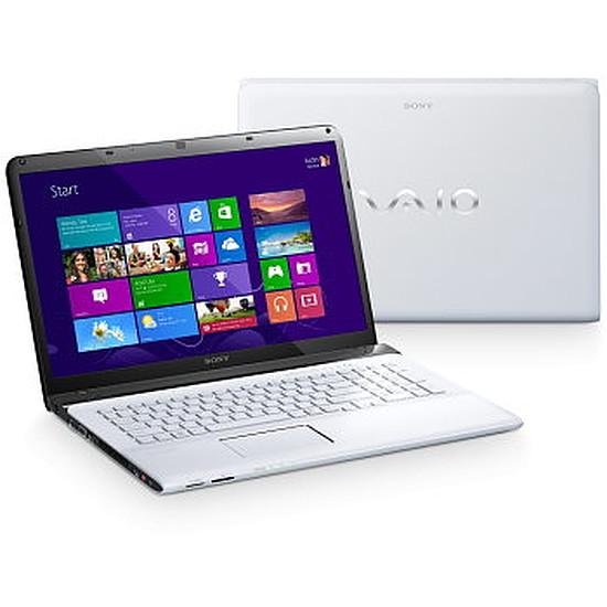 PC portable Sony Vaio SVE1713L1E/W