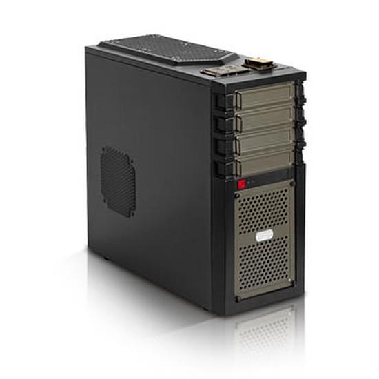 Boîtier PC Antec GX700 - Noir