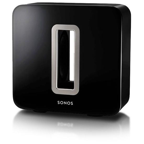 Système Audio Multiroom Sonos Subwoofer Sub - Noir brillant
