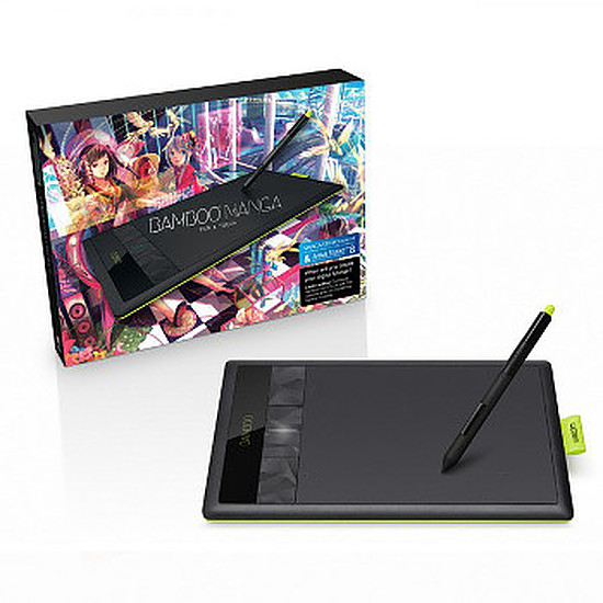 Tablette Graphique Wacom Bamboo Manga