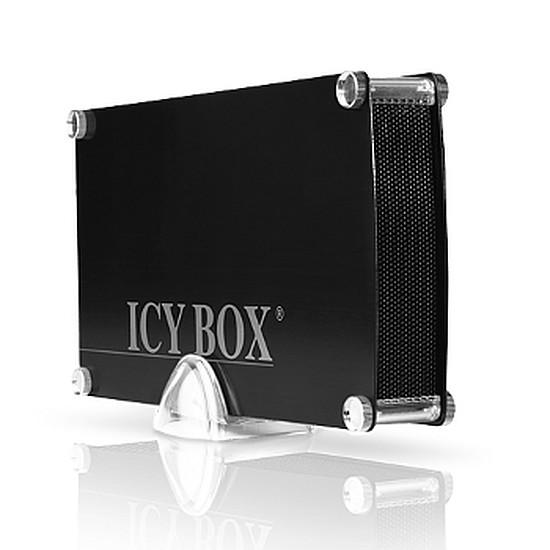 """Boîtier pour disque dur Icy Box IB-351StU3S-B - 3,5"""""""