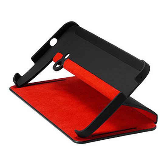 Coque et housse HTC Etui Flip Case HC V841 (noir) - HTC One