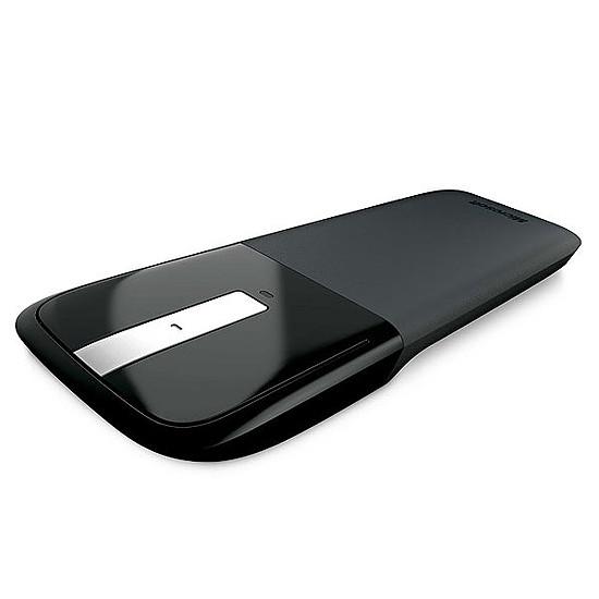 Souris PC Microsoft Arc Touch - Noir - Autre vue