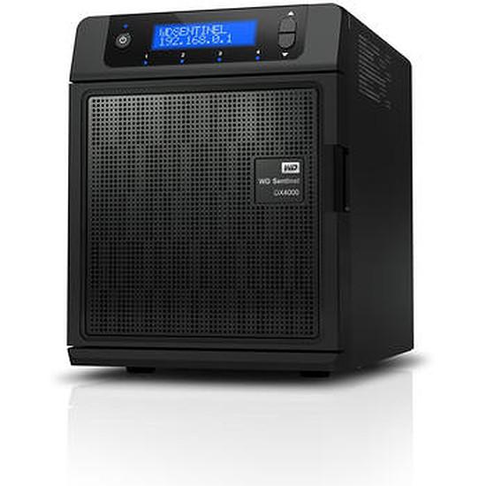Serveur NAS Western Digital (WD) Sentinel DX4000 - 12000 Go