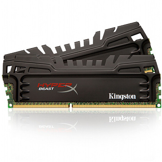 Mémoire Kingston Kit DDR3 2 x 4 Go PC19200 HyperX BEAST CAS11
