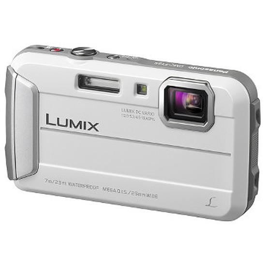 Appareil photo compact ou bridge Panasonic Lumix DMC-FT25 Blanc