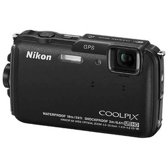 Appareil photo compact ou bridge Nikon Coolpix AW110 Noir