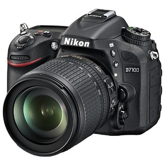 Appareil photo Reflex Nikon D7100 + AF-S DX 18-105 VR