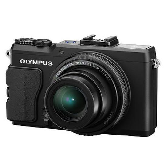 Appareil photo compact ou bridge Olympus Stylus XZ-2 Noir
