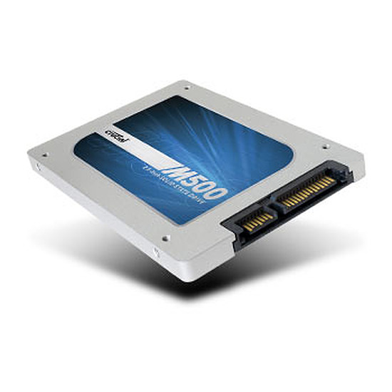 Disque SSD Crucial M500 - 480 Go