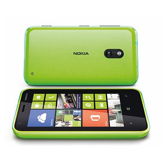 Smartphone et téléphone mobile Nokia Lumia 620 (vert)