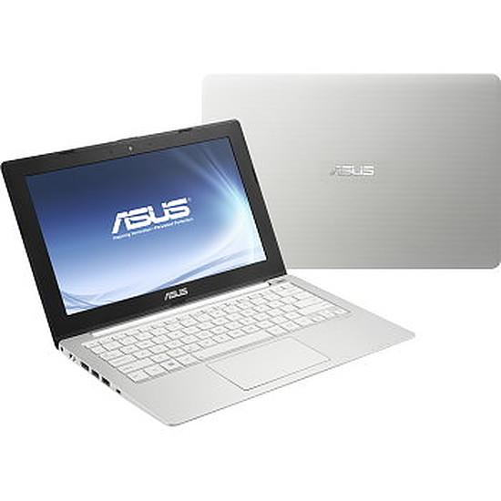 PC portable Asus F201E-KX165H - Blanc