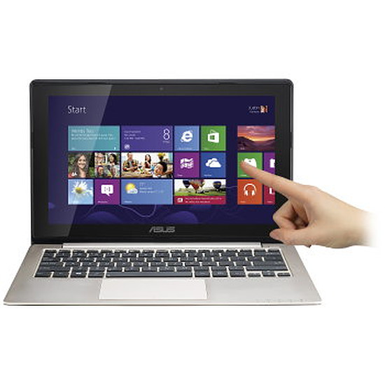 PC portable Asus VivoBook S200E-CT158H - Noir
