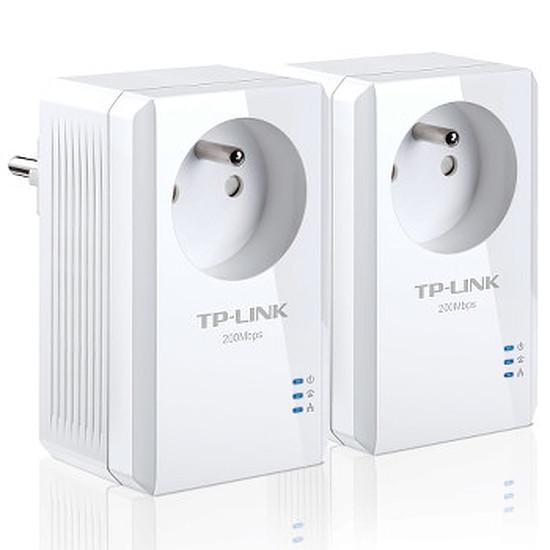 CPL TP-Link Pack deux CPL AV200 - TL-PA2015PKIT