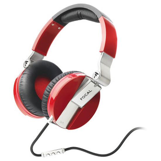 Casque Audio Focal Spirit One Rouge
