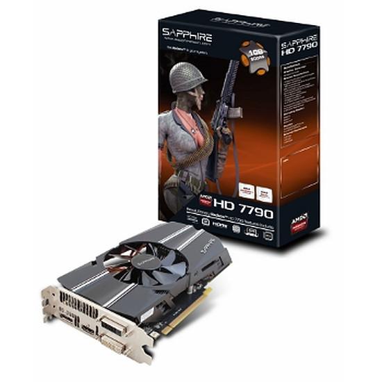 Carte graphique Sapphire Radeon HD 7790 - 1 Go