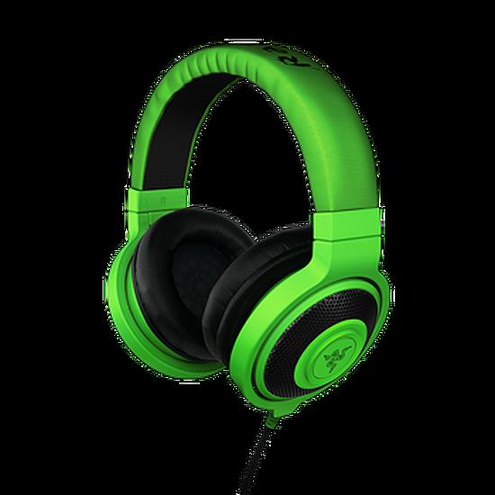 Casque micro Razer Kraken - Vert (PC)