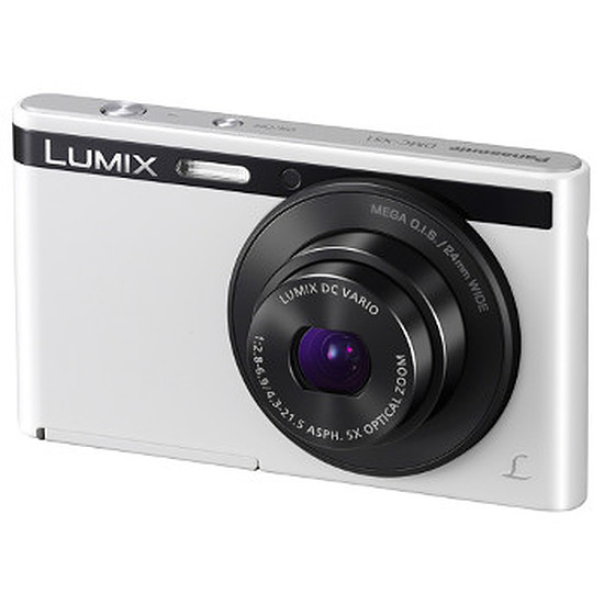 Appareil photo compact ou bridge Panasonic Lumix DMC-XS1 Blanc