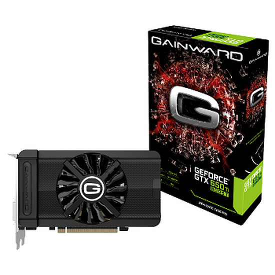 Carte graphique Gainward GeForce GTX 650 Ti Boost - 2 Go