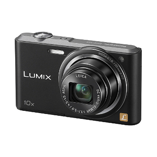 Appareil photo compact ou bridge Panasonic Lumix DMC-SZ3 Noir