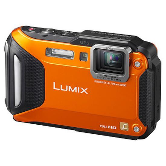 Appareil photo compact ou bridge Panasonic Lumix DMC-FT5 Orange