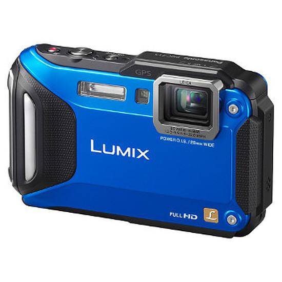 Appareil photo compact ou bridge Panasonic Lumix DMC-FT5 Bleu