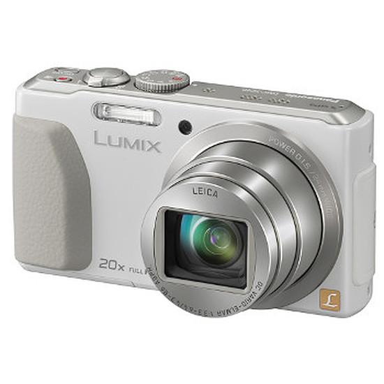 Appareil photo compact ou bridge Panasonic Lumix DMC-TZ40 Blanc