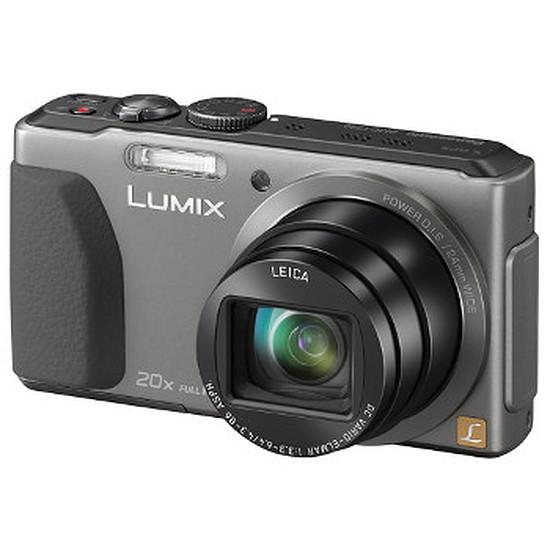 Appareil photo compact ou bridge Panasonic Lumix DMC-TZ40 Gris foncé