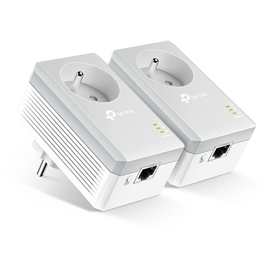 CPL TP-Link TL-PA4015PKIT - Pack 2 CPL600