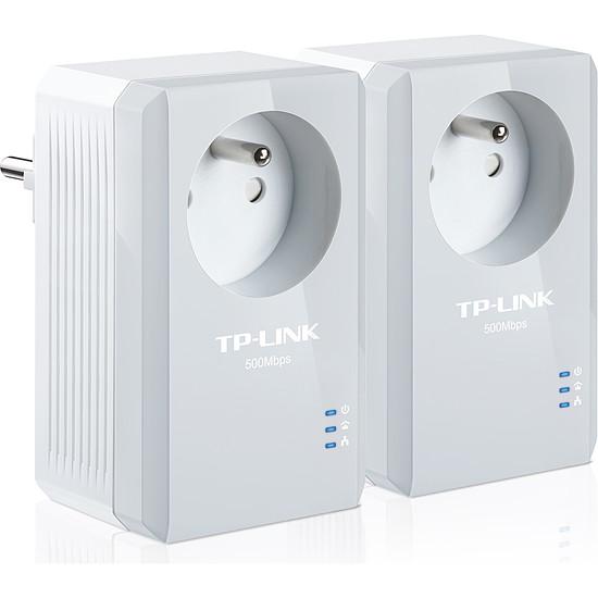 CPL TP-Link TL-PA4015PKIT - Pack 2 CPL600 - Autre vue