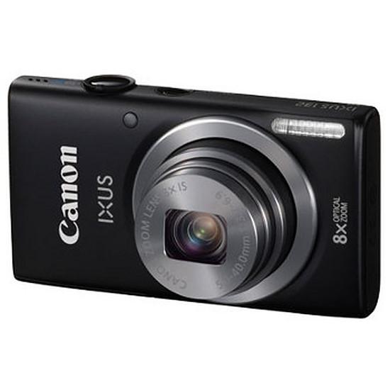 Appareil photo compact ou bridge Canon Ixus 132 Noir