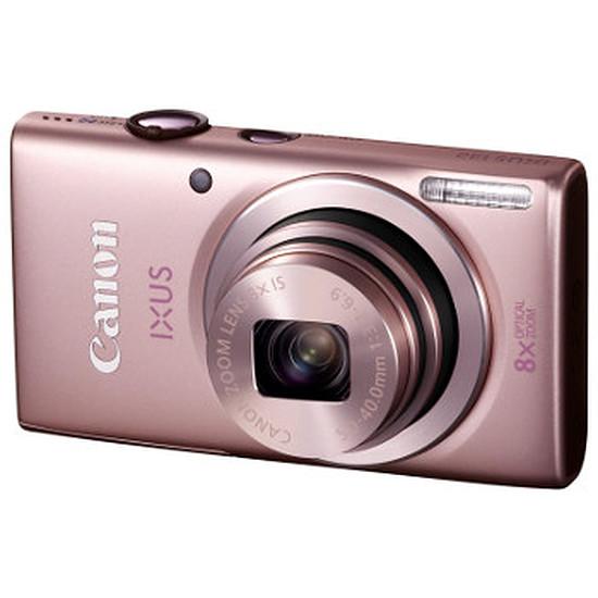 Appareil photo compact ou bridge Canon Ixus 132 Rose