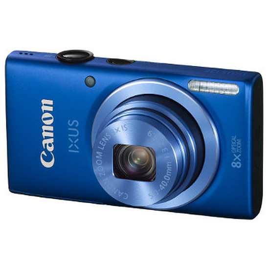Appareil photo compact ou bridge Canon Ixus 132 Bleu