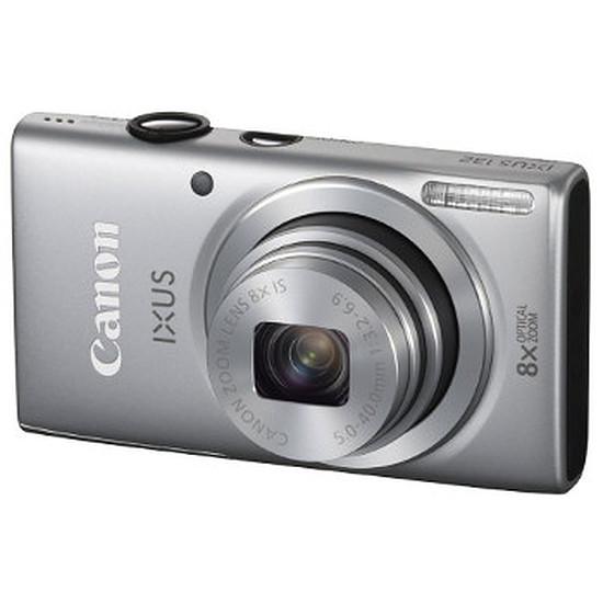 Appareil photo compact ou bridge Canon Ixus 132 Argent